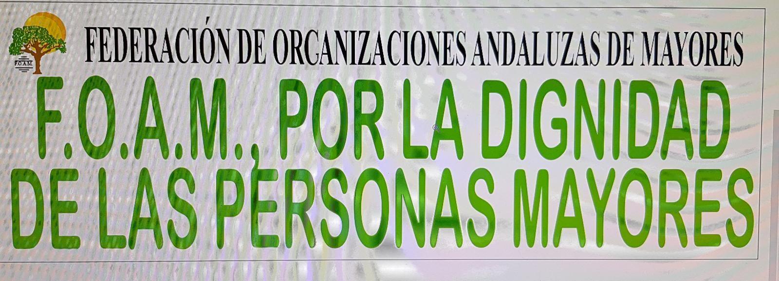 F.O.A.M. POR LA DIGNIDAD DE LAS PERSONAS MAYORES